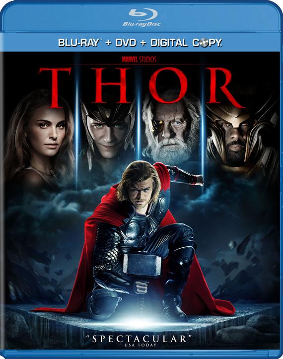 Thor / Тор: Богът на гръмотевиците (2011)