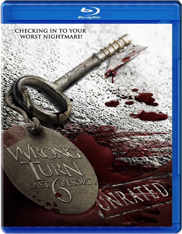 Wrong Turn 6: Last Resort / Погрешен завой 6: Последно убежище (2014)