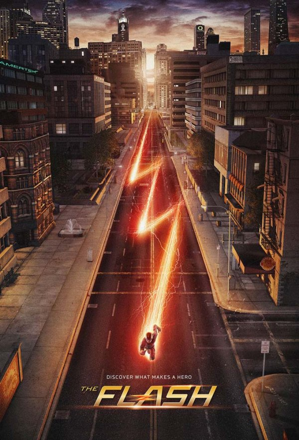 Светкавицата – The Flash (2015) S01