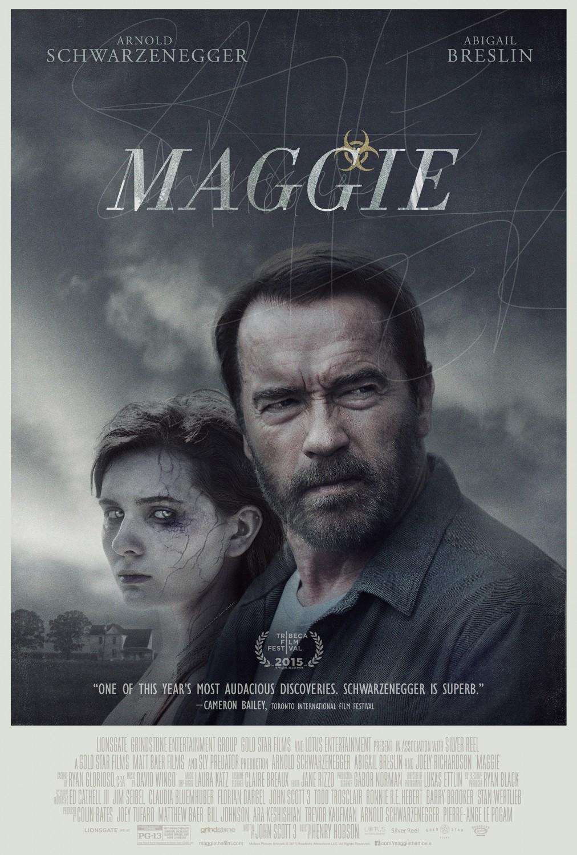 Maggie / Маги (2015)