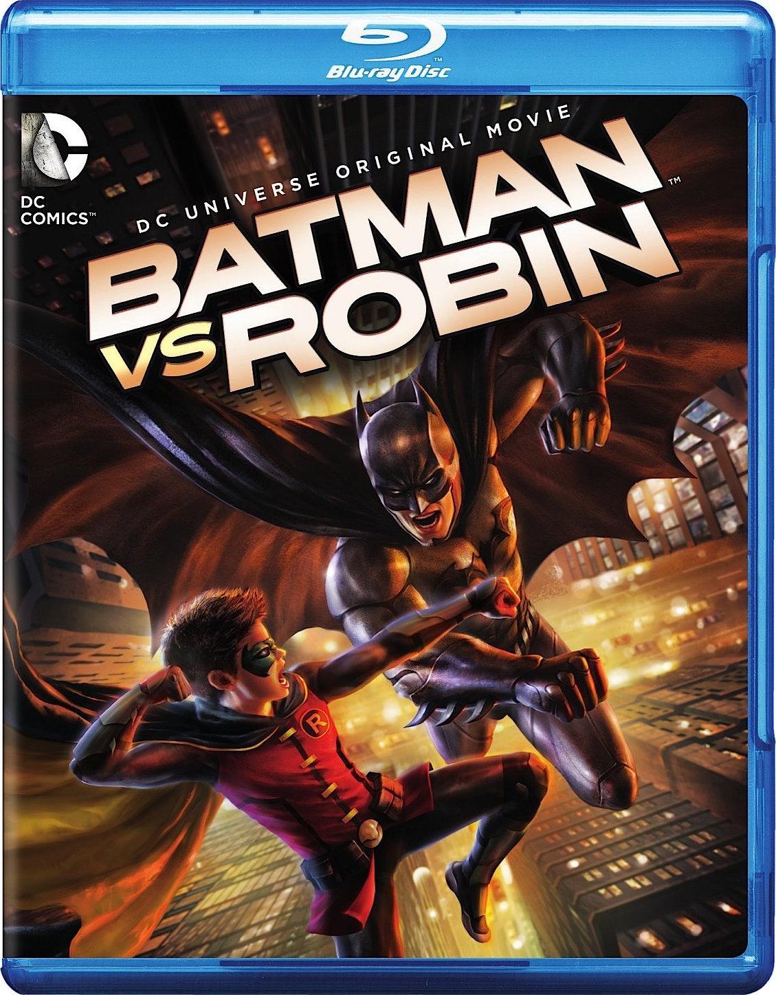 Batman vs. Robin (2015)
