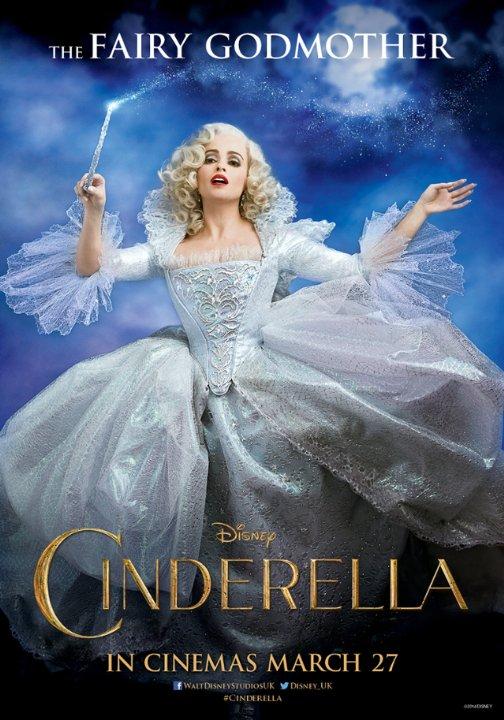 Cinderella / Пепеляшка (2015)