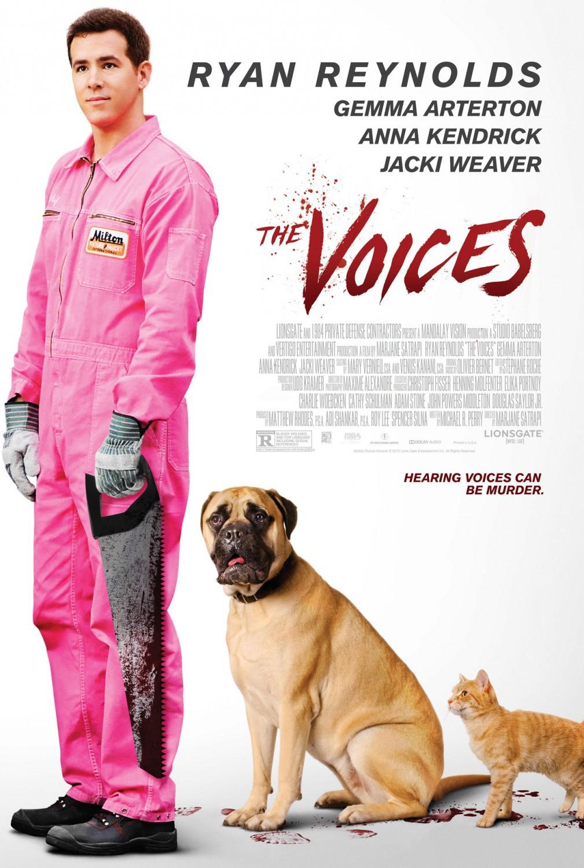 The Voices / Гласовете (2014)