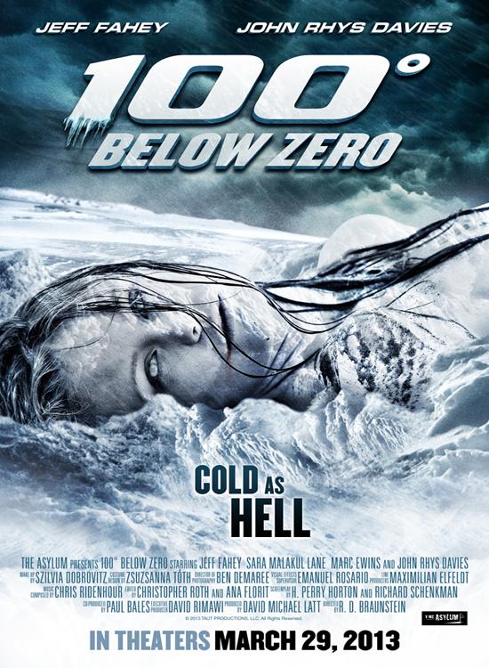 100 Degrees Below Zero / 100 градуса под нулата (2013)
