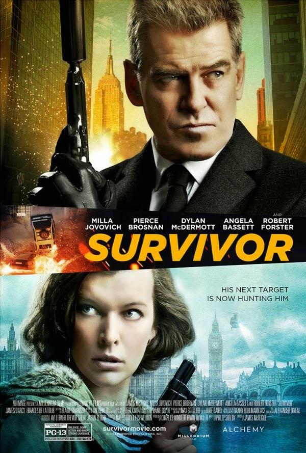 Survivor / Оцеляване (2015)
