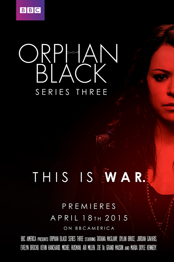 Orphan Black – S03 / Клонинги – Сезон 3