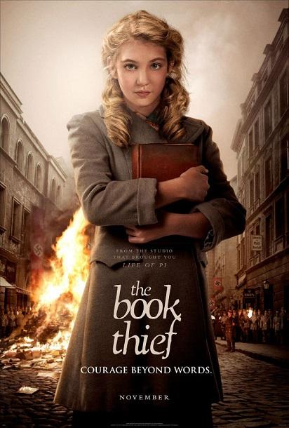 The Book Thief / Крадецът на книги (2013)