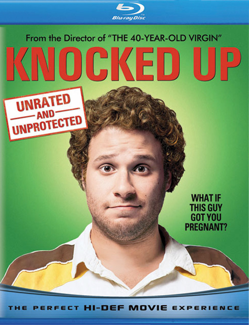 Knocked Up / Позабременяла (2007)