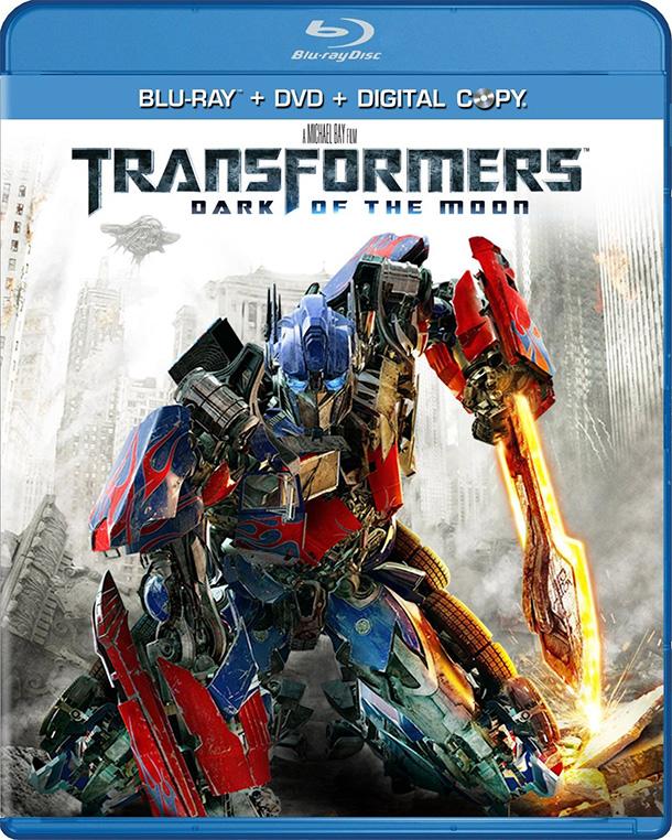 Transformers: Dark of the Moon 3 (2011)