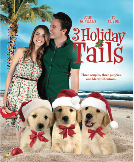 3 Holiday Tails / Три празнични истории (2011)