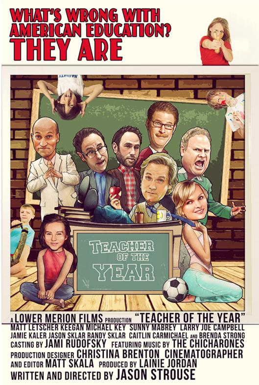 Teacher of the Year / Учител на годината (2014)