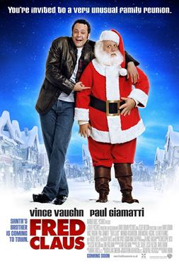 Fred Claus / Фред Клаус (2007)