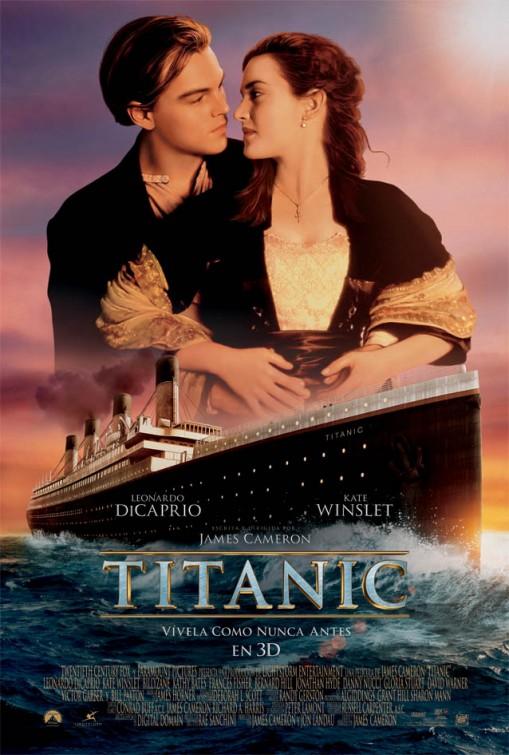 Titanic / Титаник (1997)