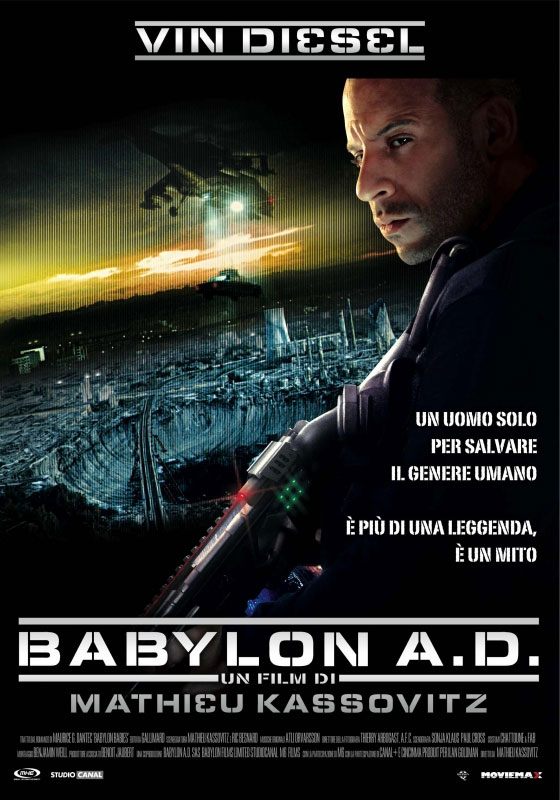 "Babylon A.D. / Мисия ""Вавилон"" (2008)"