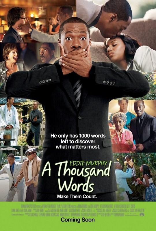 A Thousand Words / Хиляда думи (2012)