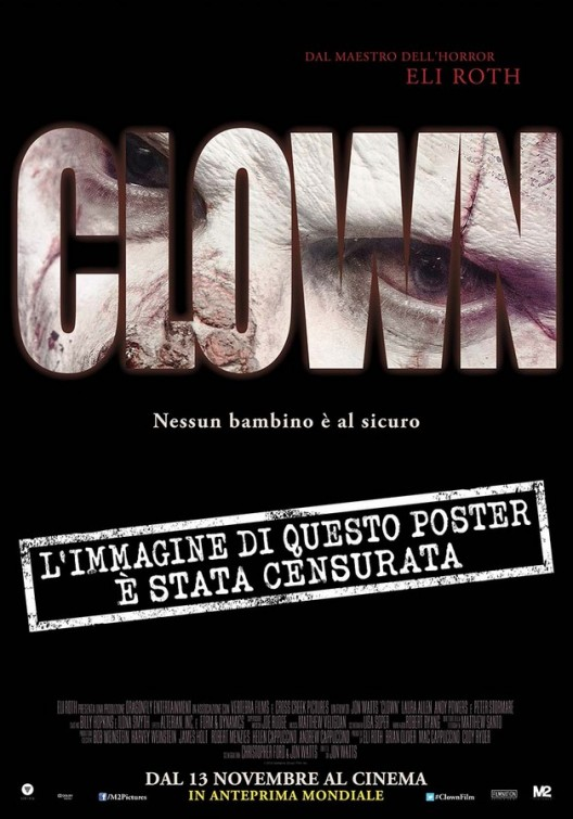 Clown / Клоун (2014)