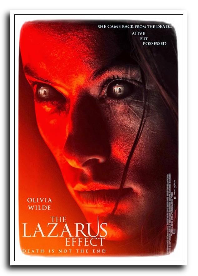 The Lazarus Effect / Ефектът на Лазар (2015)