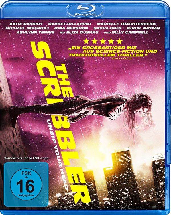 The Scribbler / Драскачката (2014)