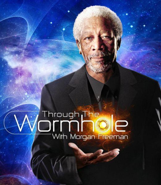 В червеевата дупка с Морган Фрийман (2013)