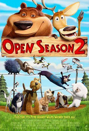 Open Season 2 / Ловен сезон 2 (2008)