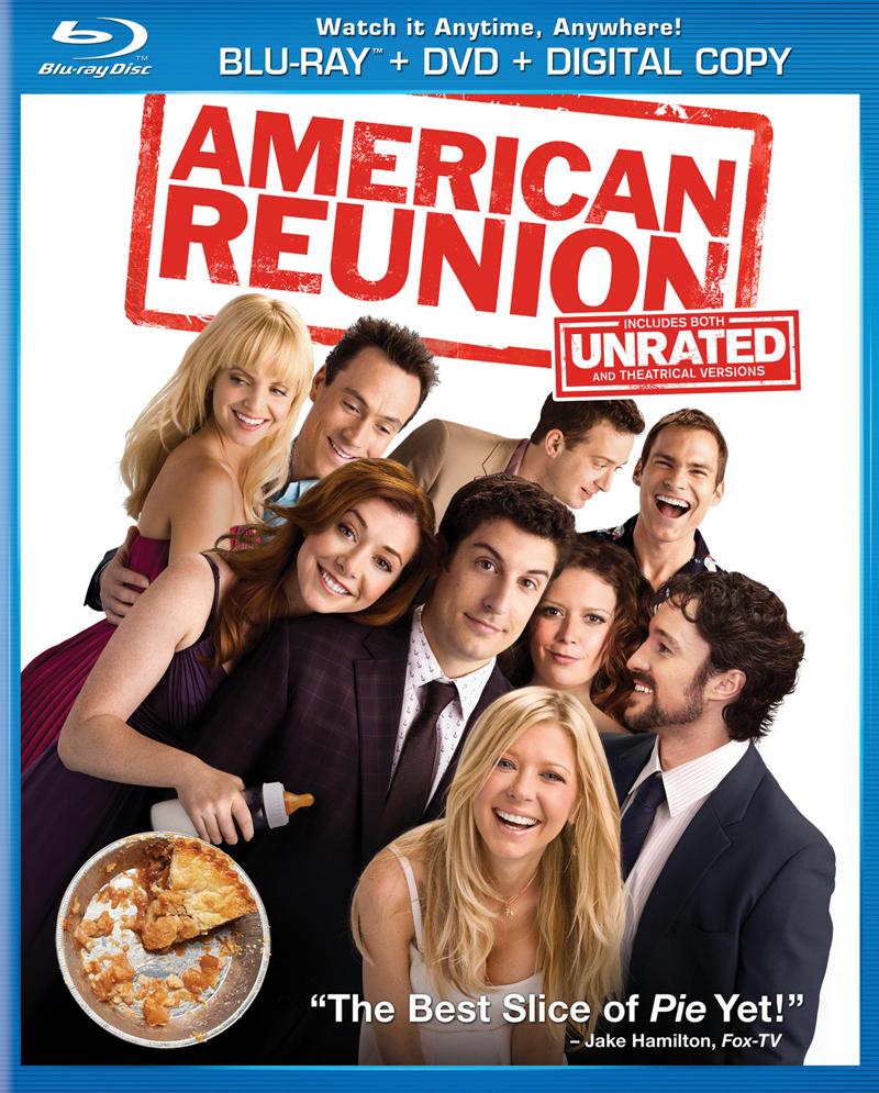American Reunion / Американски пай: Отново заедно (2012)