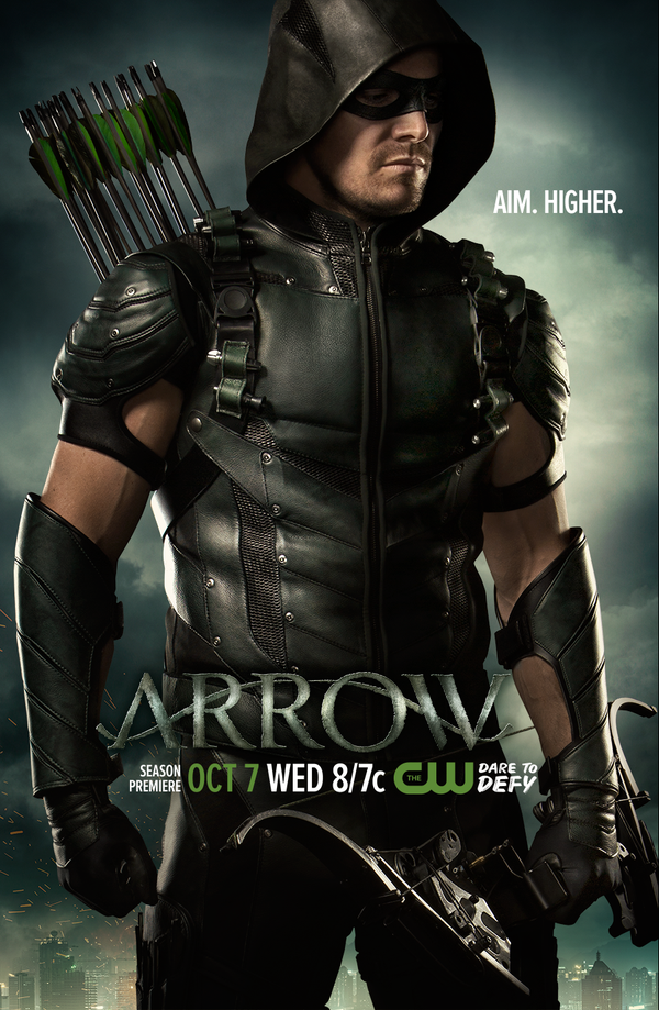 Arrow / Стрелата S04