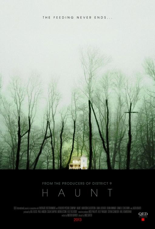 Haunt / Леговището (2013)