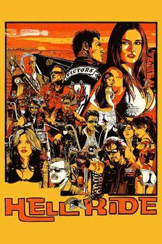 Hell Ride / Адско пътуване (2008)
