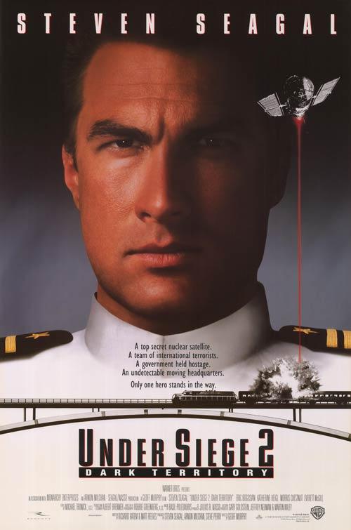 Under Siege 2- Dark Territory / Под обсада 2 (1995)