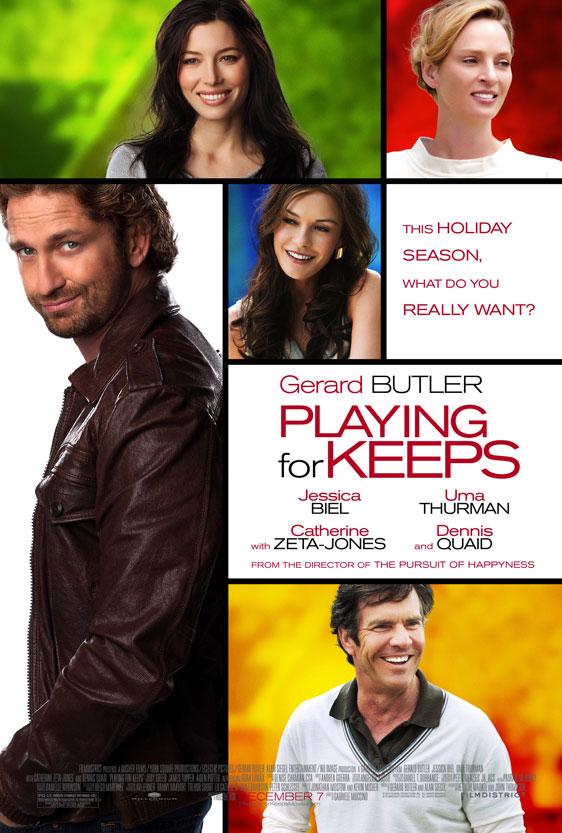 Playing for Keeps / Игри на сърцето (2012)