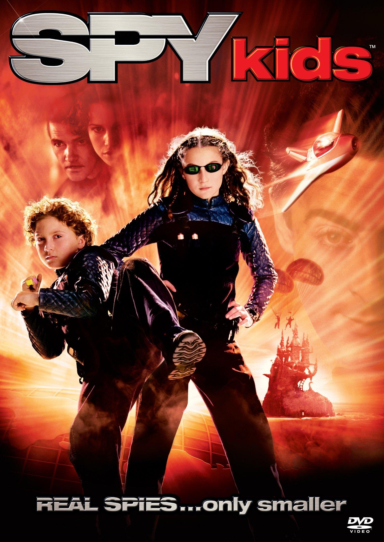 Spy Kids / Деца шпиони (2001)