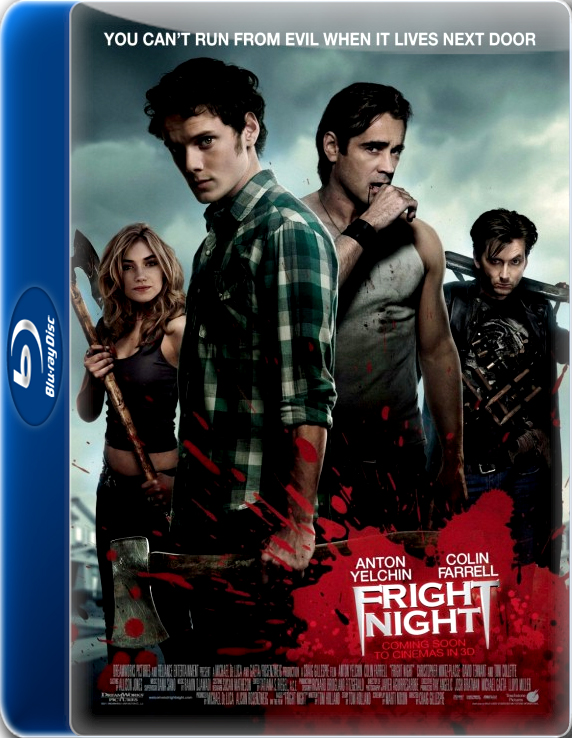 Fright Night / Нощта на ужасите (2011)