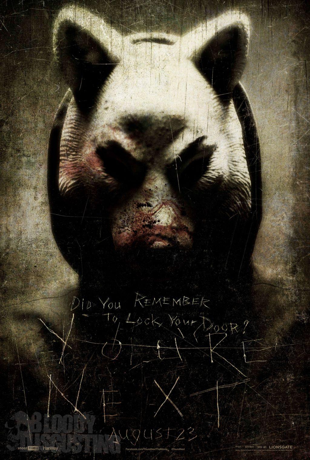 You're Next / Ти си следващия (2013)
