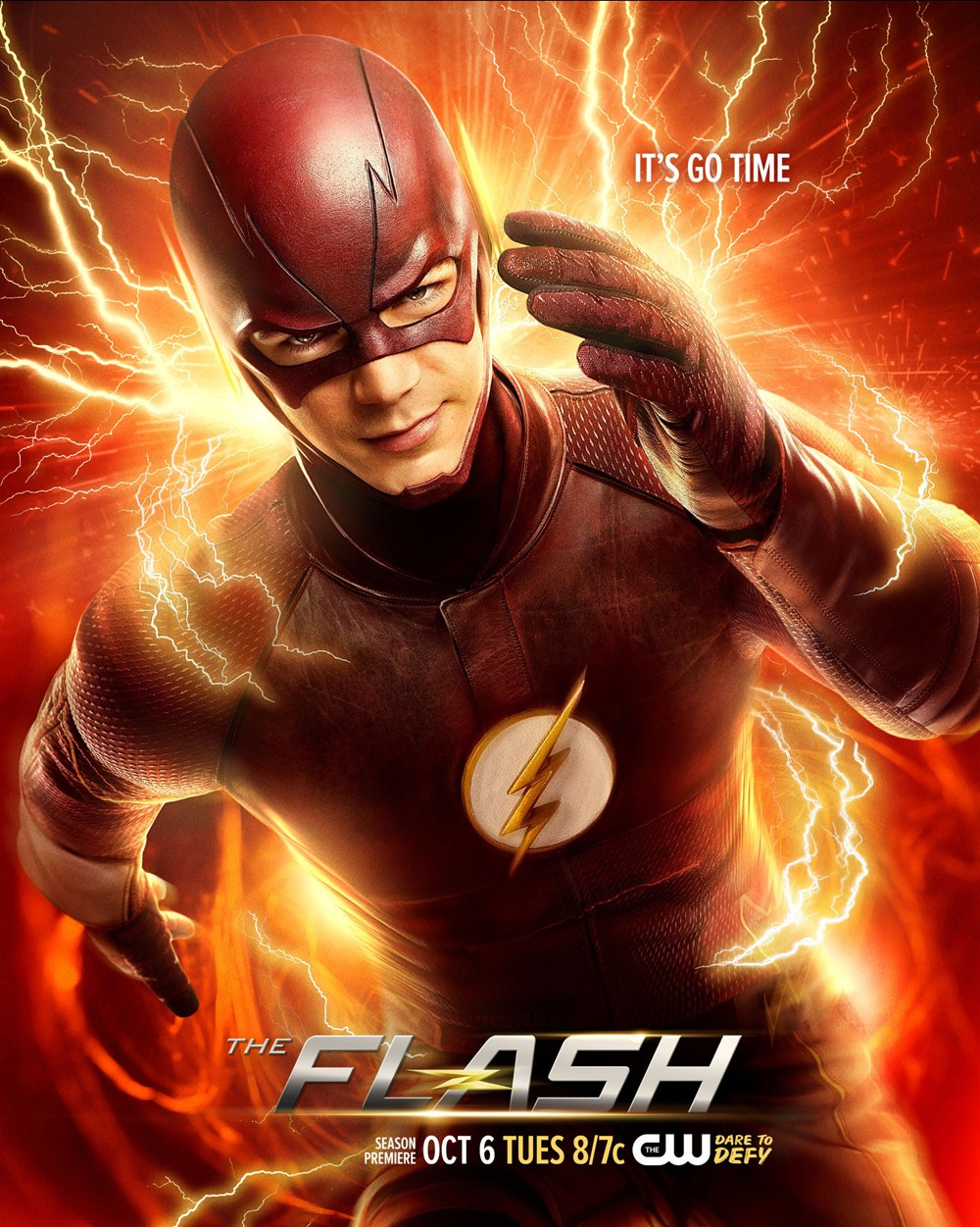 Светкавицата – The Flash (2015) S02