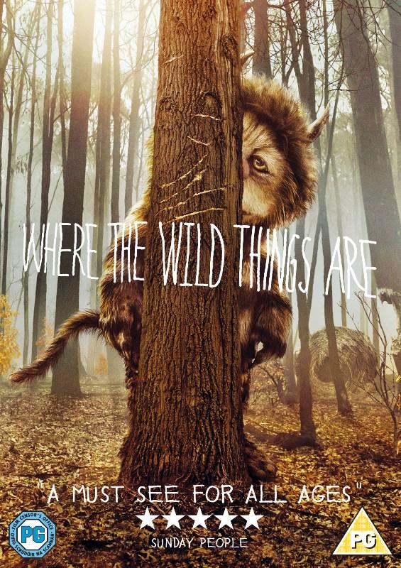 Where the Wild Things Are / Където бродят дивите неща (2009)