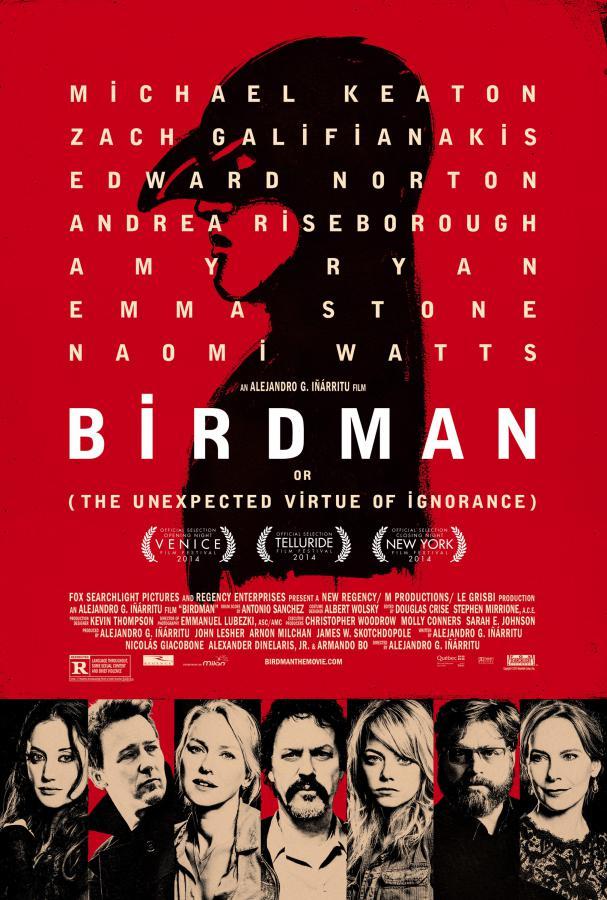 Birdman / Бърдмен (2014)