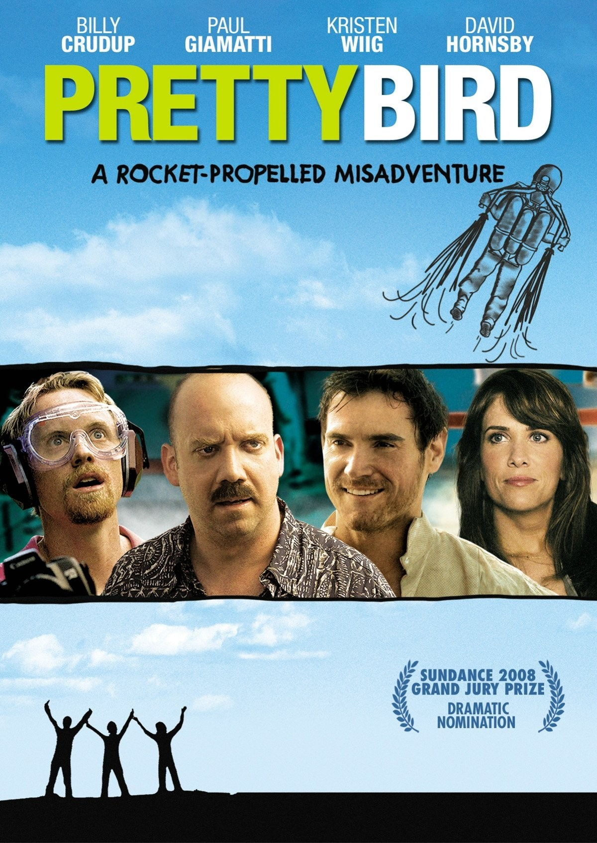 Pretty Bird / Полет без криле (2008)