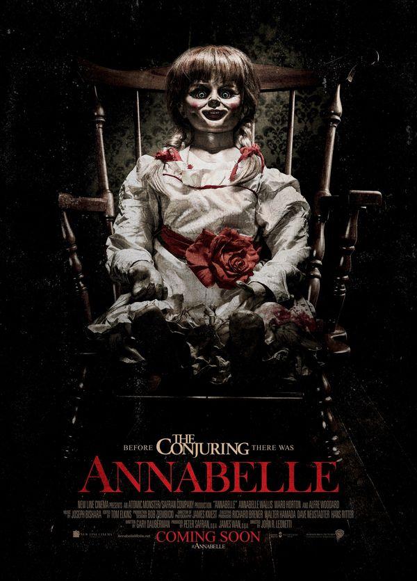 Annabelle/ Анабел (2014)