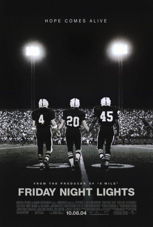 Friday Night Lights / Светлините на стадиона (2004)