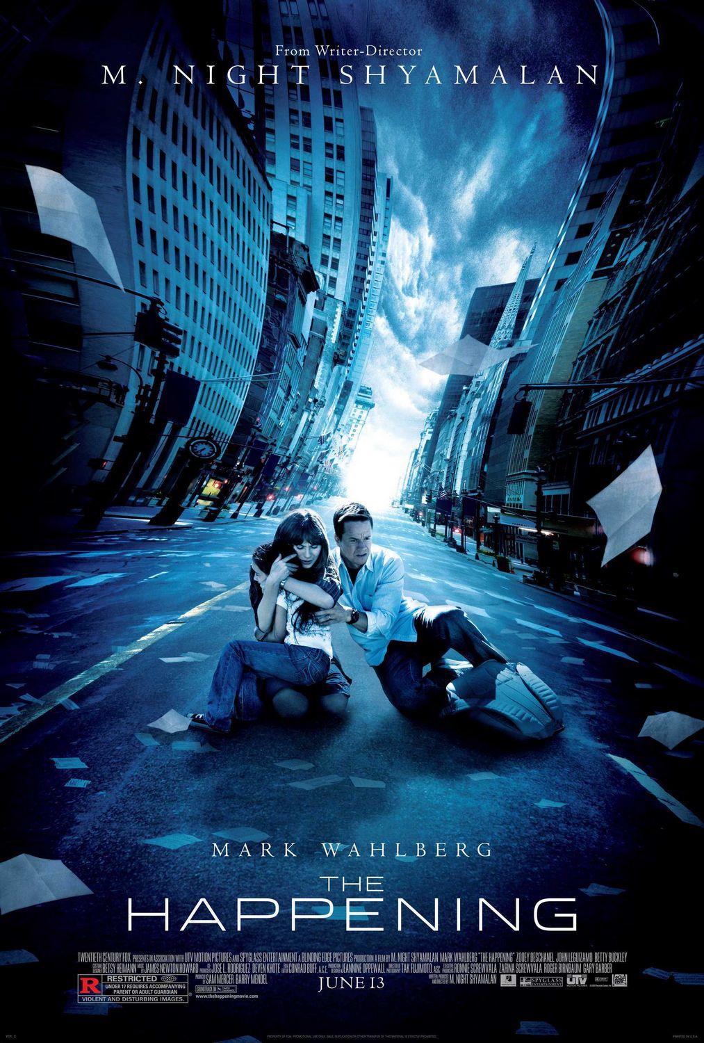 The Happening / Явлението (2008)