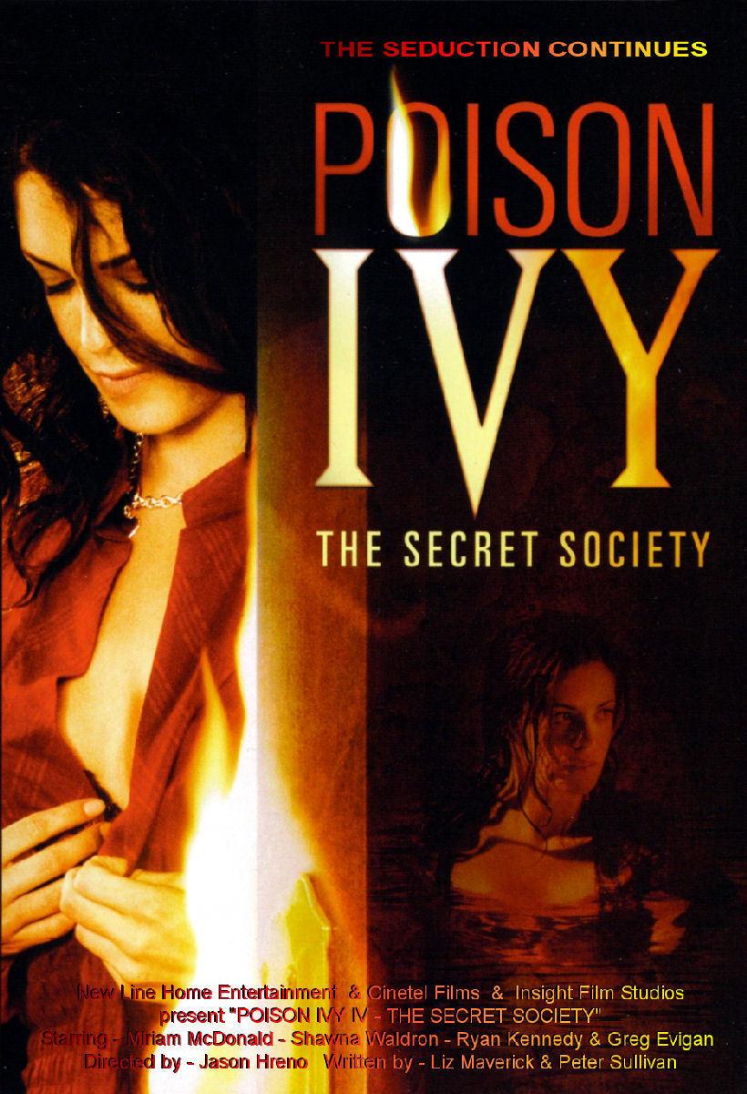 Poison Ivy 4 / Отровната Айви: Тайното общество (2008)