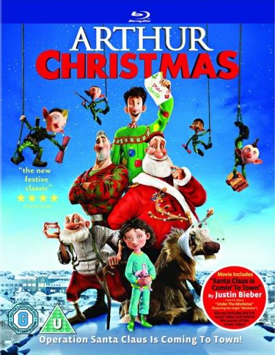 Arthur Christmas / Тайните служби на Дядо Коледа (2011)