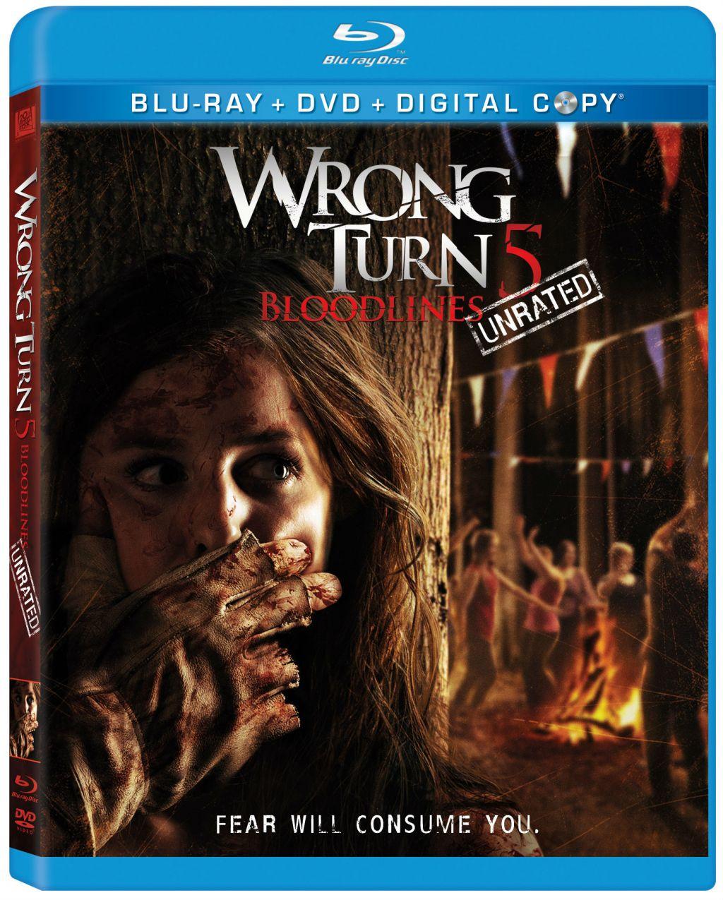 Wrong Turn 5 / Погрешен завой 5 (2012)