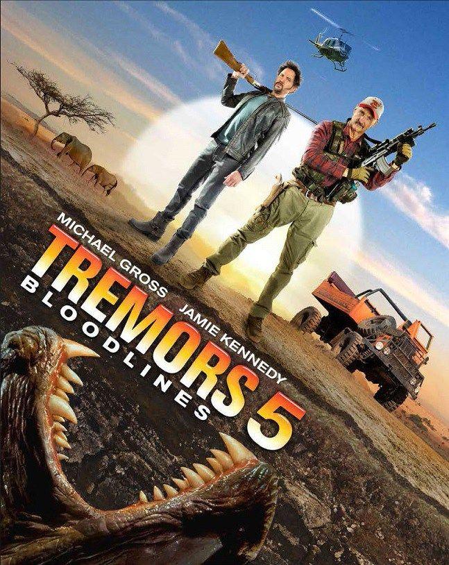 Tremors 5 Bloodlines / Трусове 5: Кръвно родство (2015)
