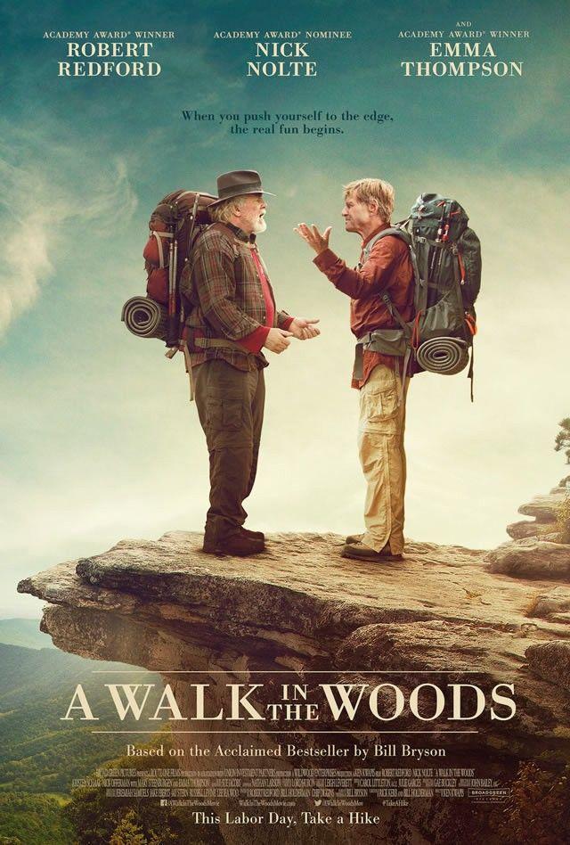 A Walk in the Woods / Разходка в гората (2015)