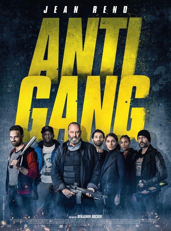 Antigang / Отряд (2015)
