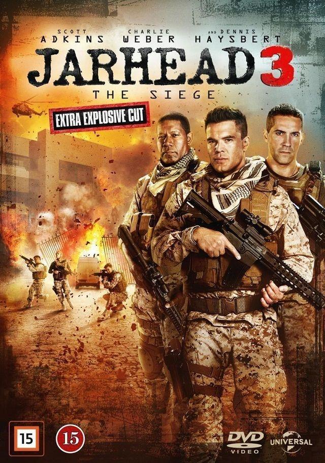 Jarhead 3: The Siege / Снайперисти 3: Обсадата (2016)