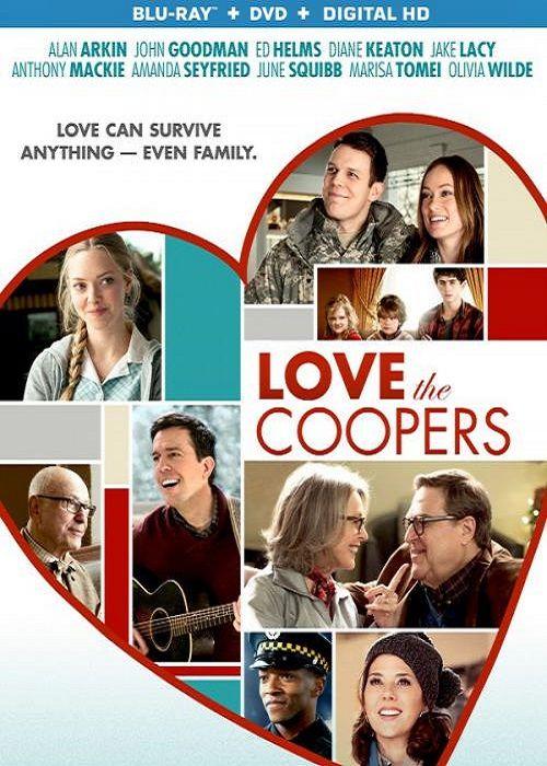 Love the Coopers / Тиха нощ, луда нощ (2015)