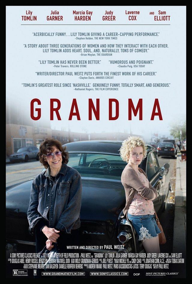 Grandma / Баба (2015)