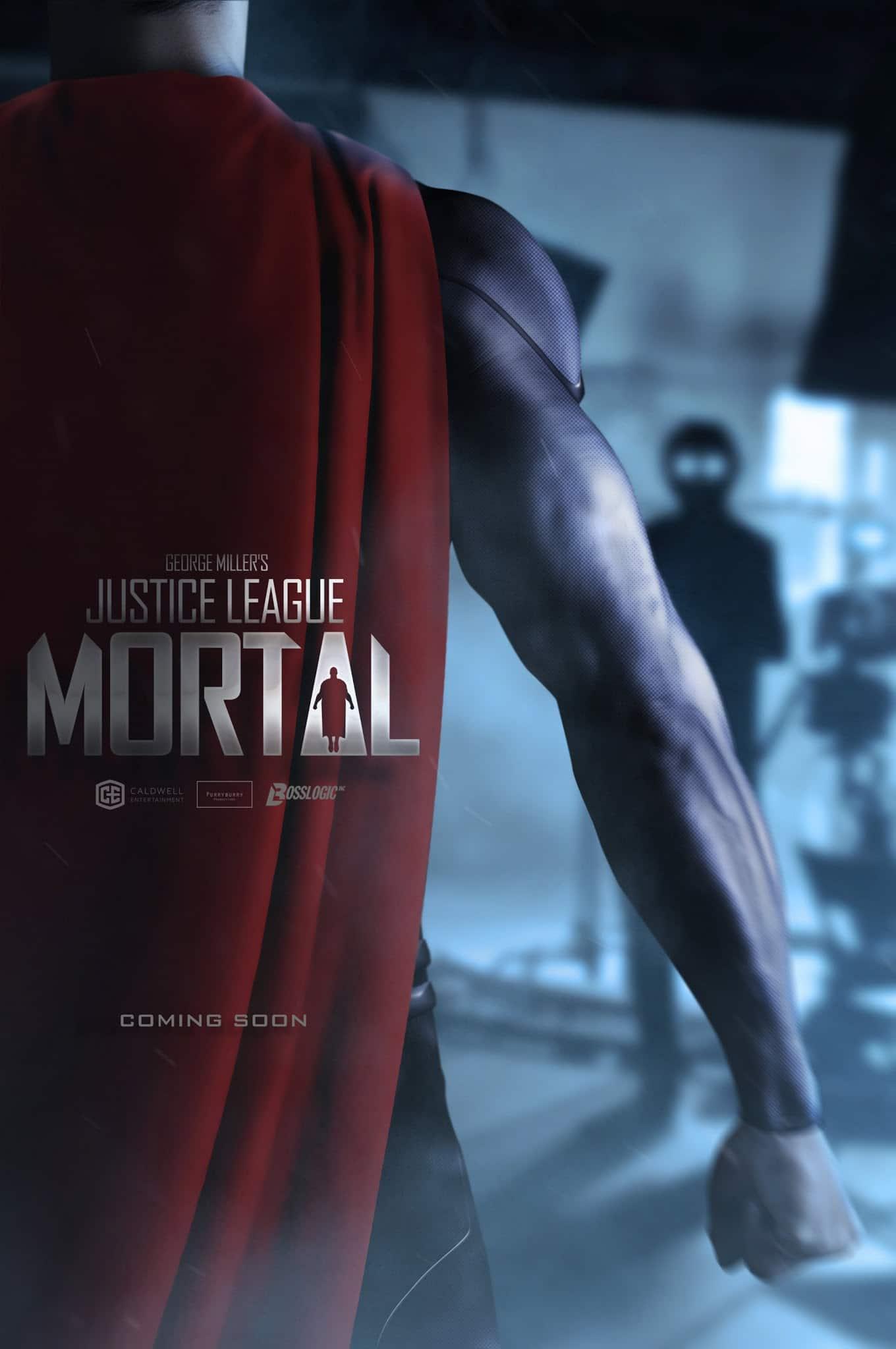 Justice League / Лигата на справедливостта (2017)